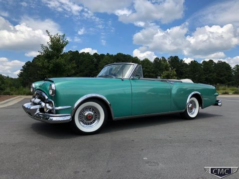 1953 Packard Carribean Convertible for sale