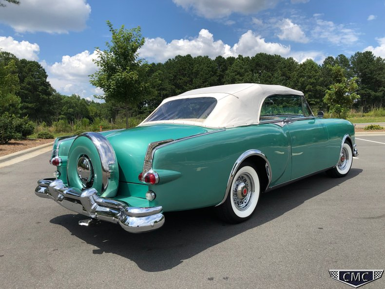 1953 Packard Carribean Convertible