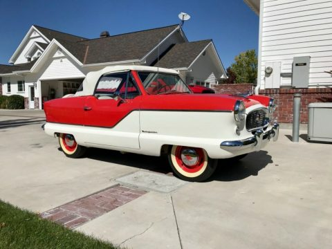 1960 Nash Metropolitan for sale