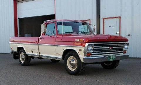 1968 Ford F-250 Ranger for sale