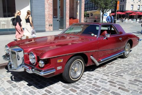 1975 Stutz Blackhawk for sale