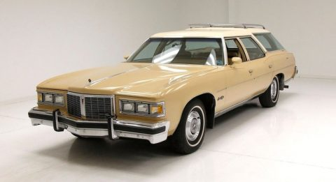1976 Pontiac Grand Safari for sale