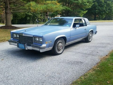 1984 Cadillac Eldorado for sale