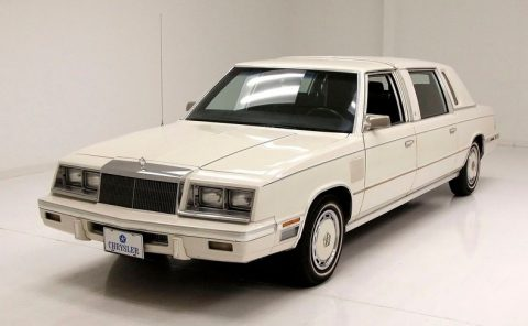 1985 Chrysler Executive Limo for sale