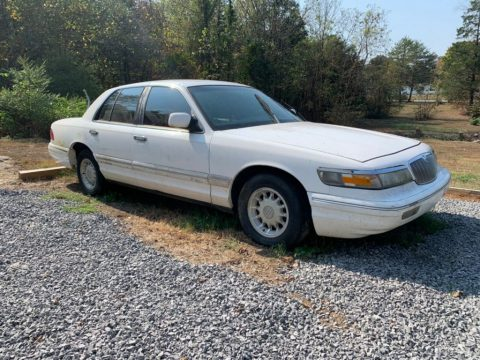 1997 Mercury Grand Marquis for sale