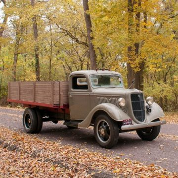 1935 Ford Model 51 for sale
