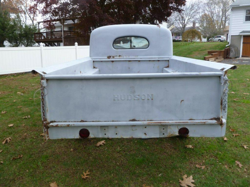 1940 Hudson Pickup
