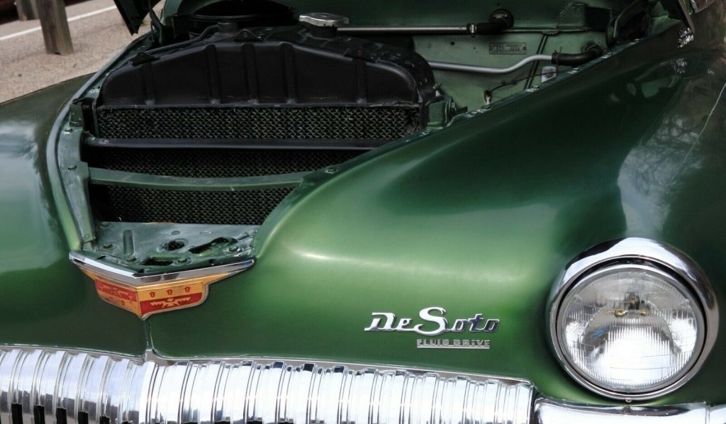 1948 DeSoto Suburban
