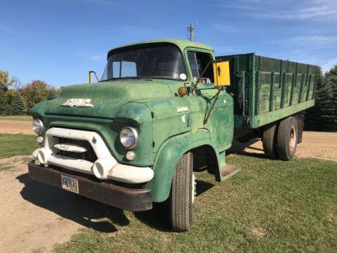 1957 GMC COE for sale