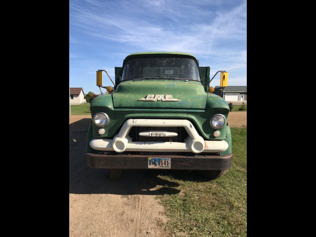 1957 GMC COE