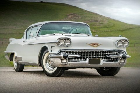 1958 Cadillac Eldorado Seville for sale