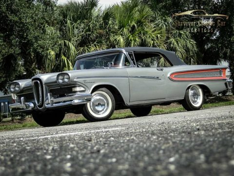 1958 Edsel Pacer Convertible for sale