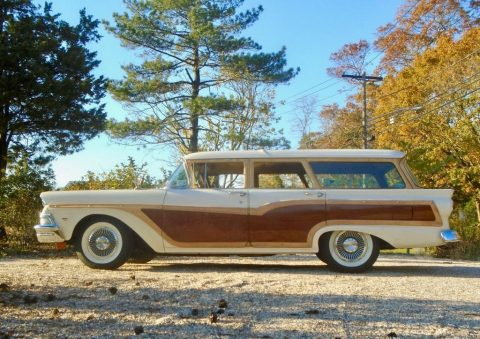 1958 Ford Country Squire Wagon for sale