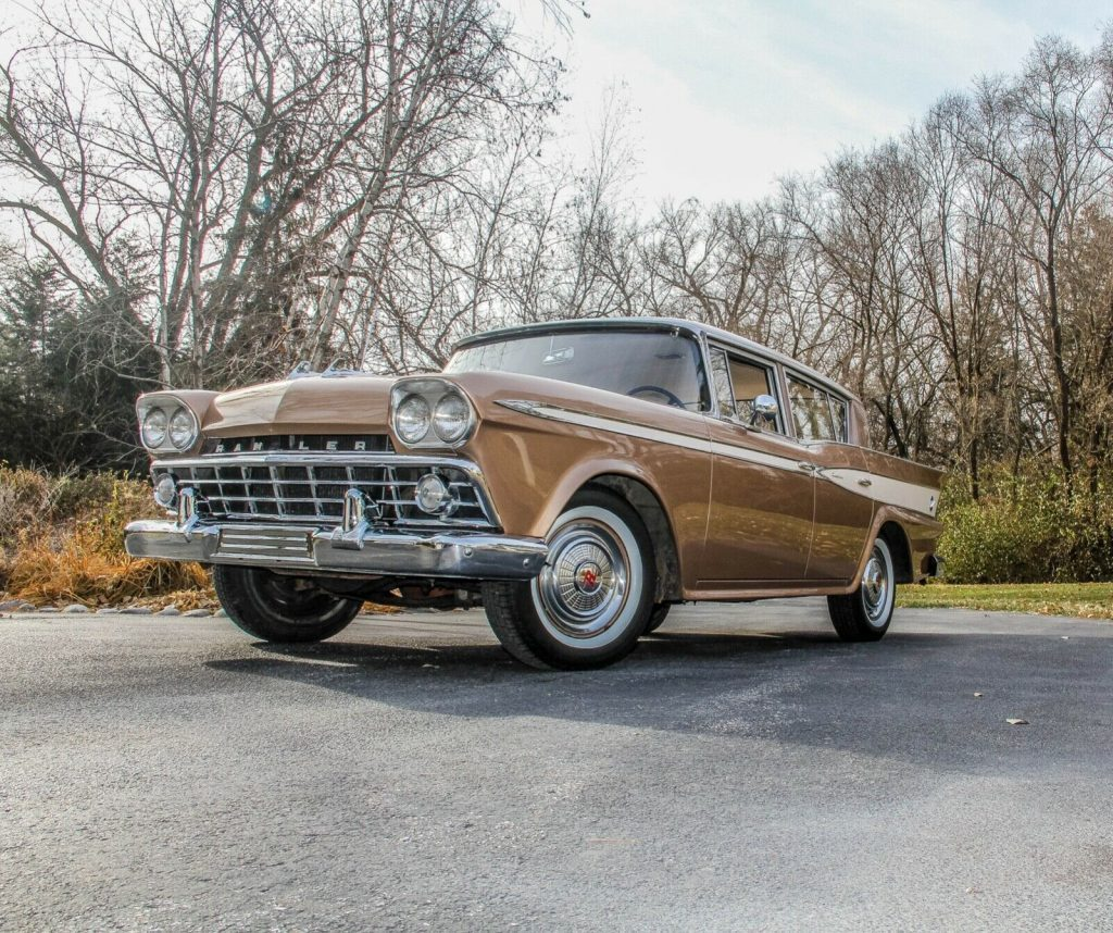 1959 AMC Rambler Custom Sedan