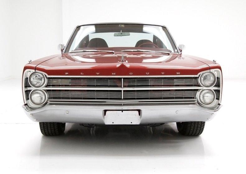 1967 Plymouth Sport Fury