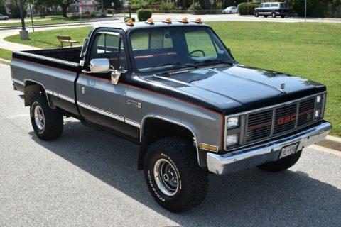 1987 GMC Sierra 1500 for sale