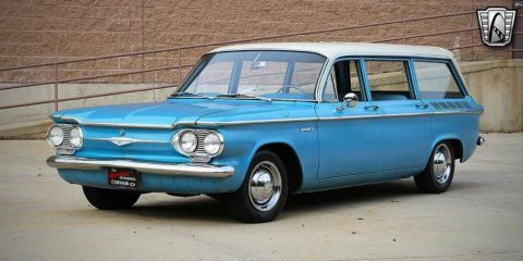 1961 Chevrolet Corvair Lakewood for sale