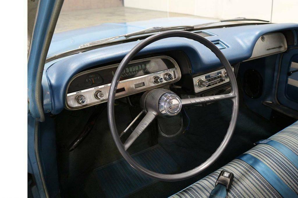 1961 Chevrolet Corvair Lakewood