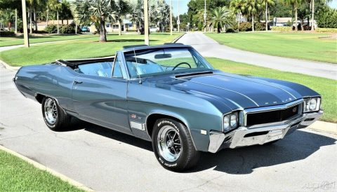 1968 Buick GS Convertible for sale