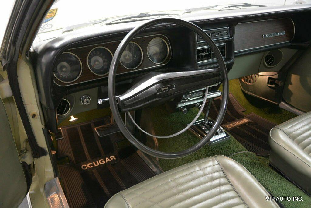 1969 Mercury Cougar