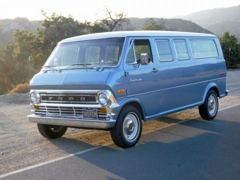 1972 Ford E-200 for sale