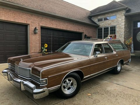 1973 Mercury Colony Park for sale