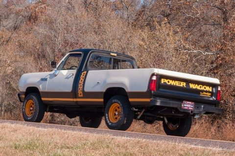 1979 Dodge Power Wagon for sale