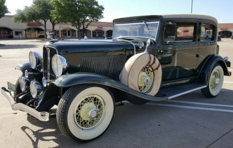 1932 Auburn Brougham for sale