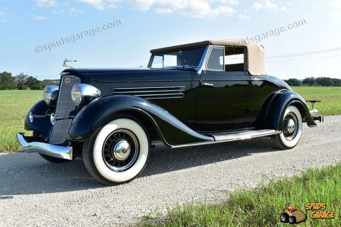 1935 Buick Model 35-56C for sale