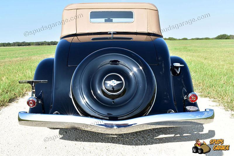 1935 Buick Model 35-56C