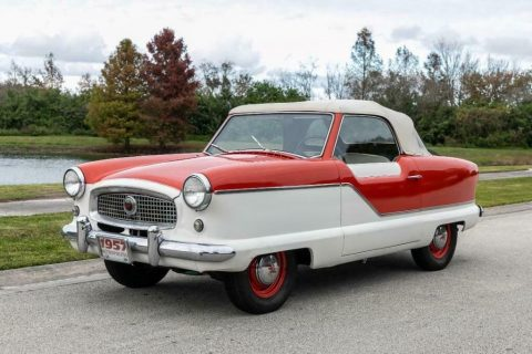 1957 Nash Metropolitan Convertible for sale
