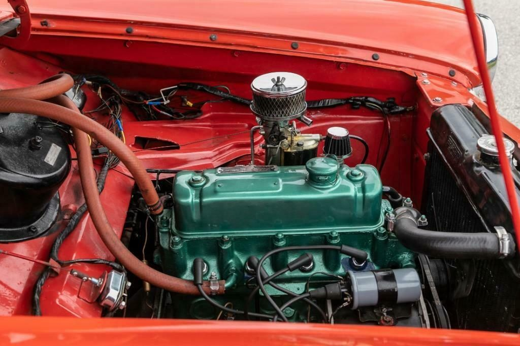 1957 Nash Metropolitan Convertible