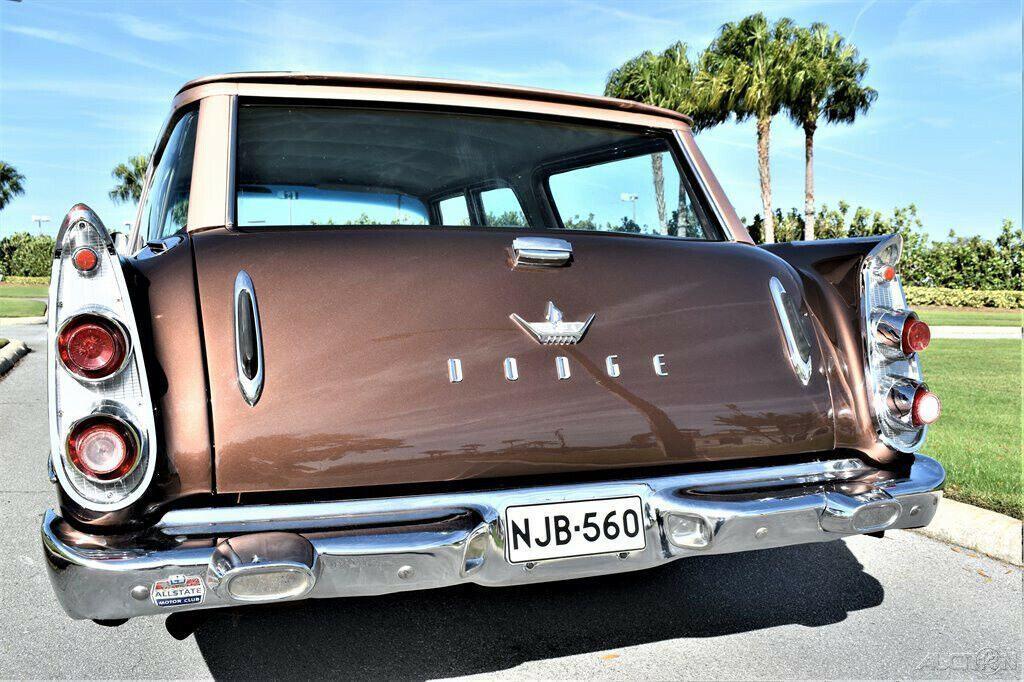 1959 Dodge Custom Royal Sierra STW