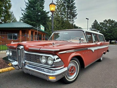 1959 Edsel Villager for sale