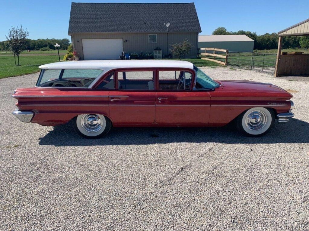 1960 Pontiac Safari