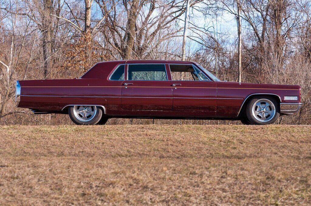 1966 Cadillac Fleetwood 75 Limousine