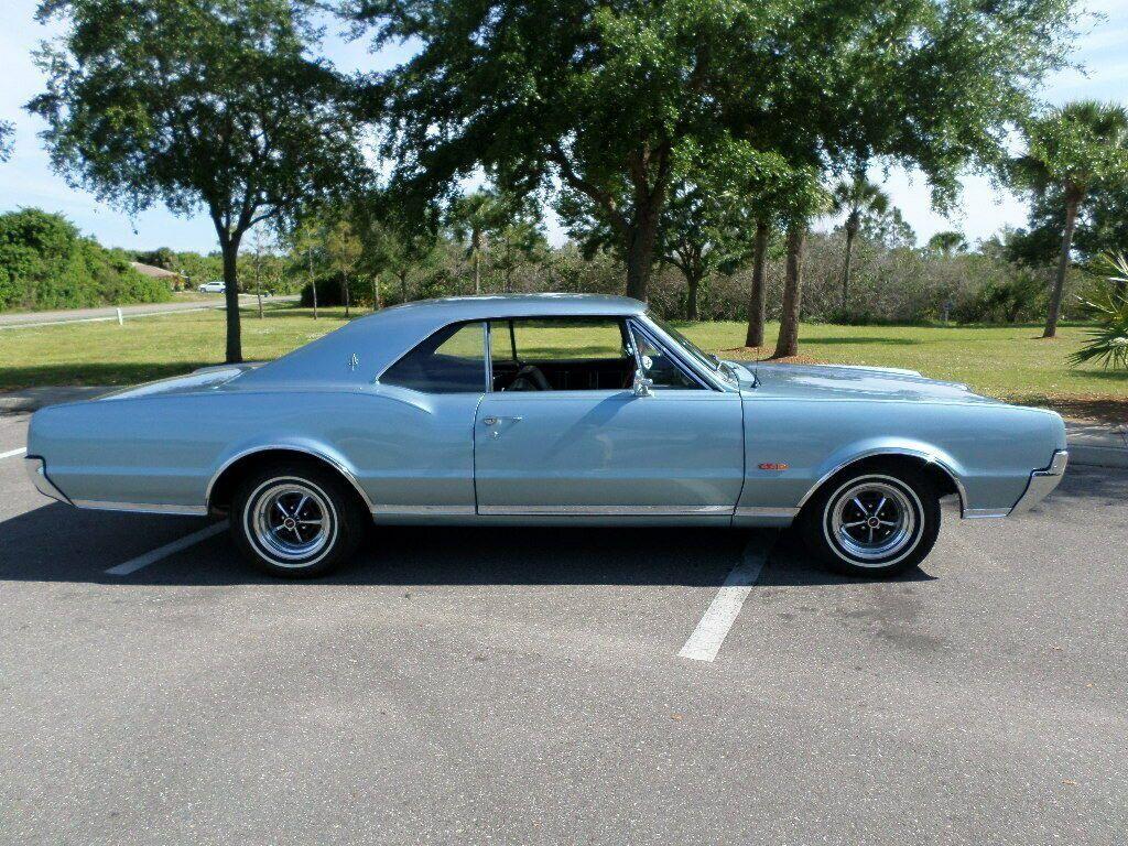 1967 Oldsmobile Cutlass