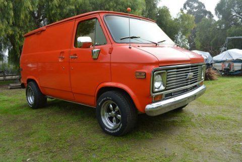 1974 Chevrolet G10 for sale