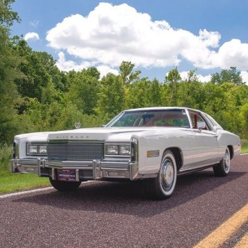 1977 Cadillac Eldorado Biarritz for sale