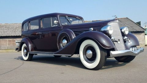 1934 Buick Model 33 Series 90L for sale