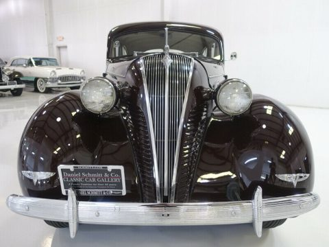 1937 Hudson Custom Six for sale