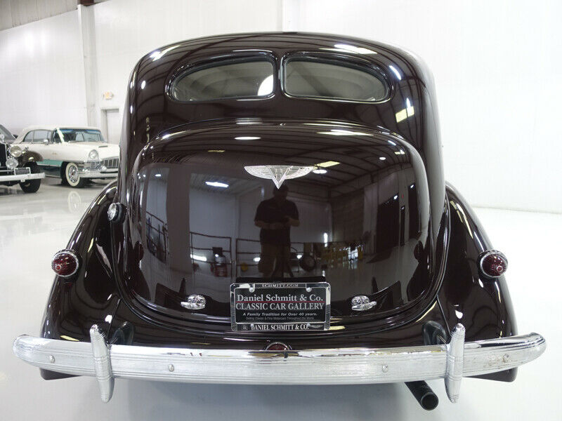 1937 Hudson Custom Six