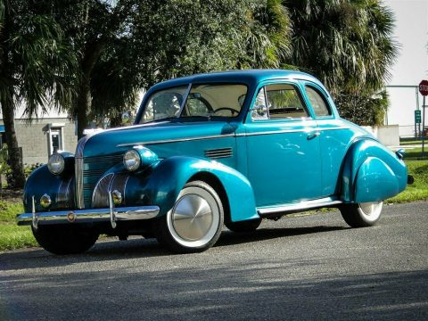 1939 Pontiac Business Coupe for sale