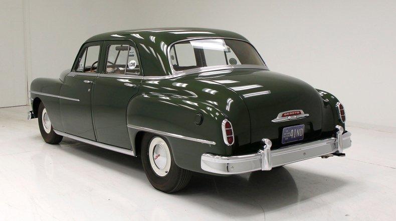 1950 DeSoto Deluxe
