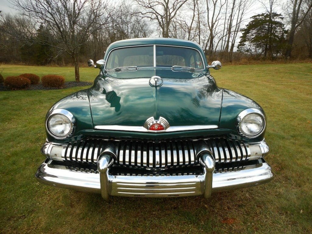 1951 Mercury Coupe