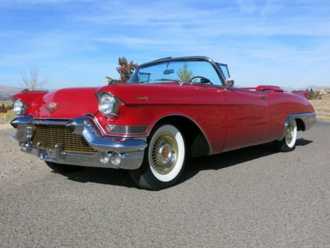 1957 Cadillac Eldorado Biarritz for sale