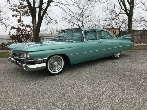 1959 Cadillac Series 62 Sedan for sale
