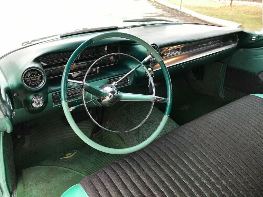 1959 Cadillac Series 62 Sedan