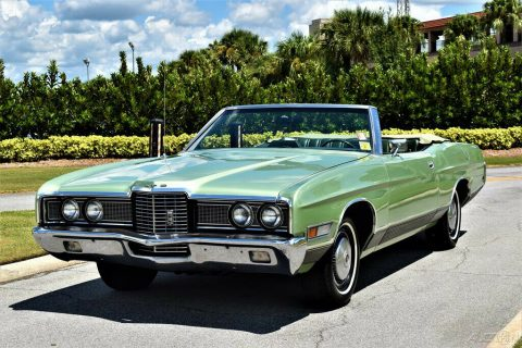 1972 Ford LTD Convertible for sale