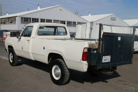 1977 Dodge W150 for sale